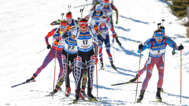 Men's 15km Mass Start | IBU World Cup - Ruhpolding