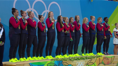 Water Polo: Women's Gold Match | Rio 2016 Replays