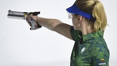 Finale Pistola 10m Donne | Coppa del Mondo Carabina/Pistola ISSF - Rio