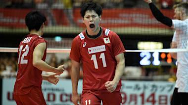 男子バレーW杯 第10戦:日本代表は強豪・ブラジルに敗戦 大会4位が確定