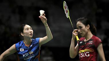 半决赛 | PRINCESS SIRIVANNAVARI 泰国大师赛 - 曼谷