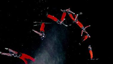 Aerials | Copa del Mundo de la FIS - Moscú