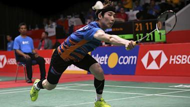 نصف النهائي | DAIHATSU Indonesia Masters - جاكارتا