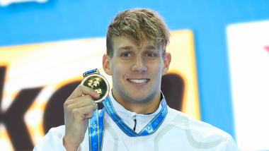 There's a storm brewing as swimmers arrive for 2019 FINA World Championships