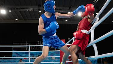 Herren Leichtgewicht (60kg) Finale - Boxen | Buenos Aires 2018 OJS