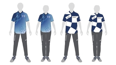 2020年東京五輪・パラリンピックの運営スタッフ、ボランティア用ユニフォームが公開
