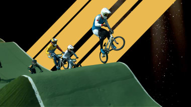 完璧な自転車BMXレースをすることは可能か?