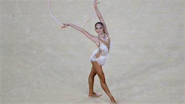 【新体操個人】世界選手権5日目:個人総合決勝で皆川夏穂は13位、大岩千未来が19位