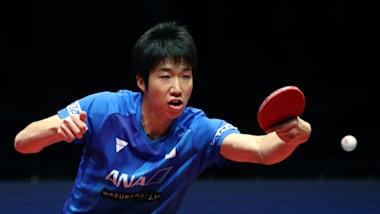 水谷隼「そんなにいじめないで」SNS投稿に、卓球選手がすかさず反応