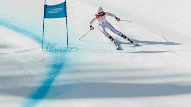 Giant Slalom 2nd Run Group 2 | World Cup - Veysonnaz