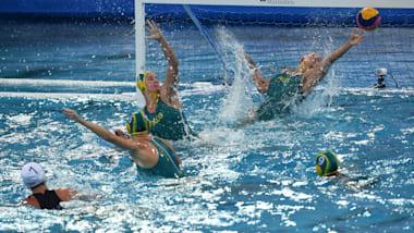 برونزية سيدات -  AUS × HUN | كرة الماء - بطولة العالم