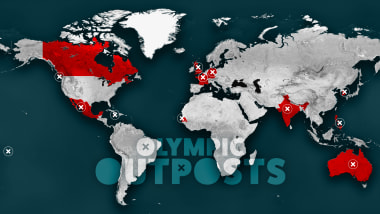 Olympic Outposts(紹介編)