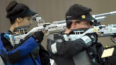 Finale Carabina 10m Miste | Coppa del Mondo Carabina/Pistola ISSF - Rio