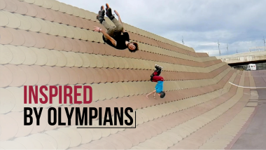 Compilation de Sports de Rue I Inspired by Olympians
