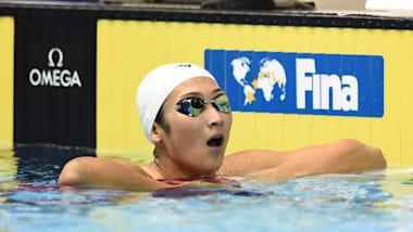Rikako Ikee continues stellar season in Tokyo