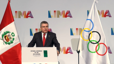 Bach: Need for Olympic values has never been greater