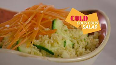 Kalter Couscous