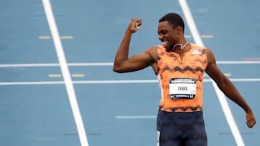 Noah Lyles en exclusivité: Ne m'appelez pas Bolt