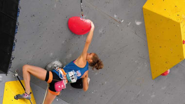 WATCH... IFSC World Cup Lead - Inzai