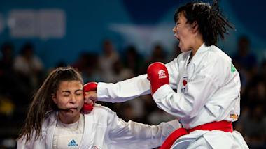 Elimination Round - Day 2 - Karate | Buenos Aires 2018 YOG