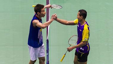 决赛 | VICTOR 中国公开赛 - 常州