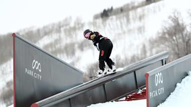 スノーボード世界選手権、スロープスタイル決勝が悪天候で中止…日本勢はメダル獲得ならず