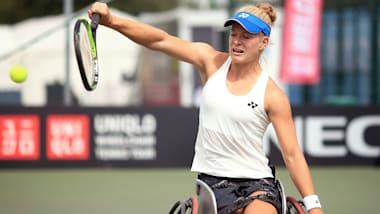 Women's and Men's Finals | UNIQLO Wheelchair Doubles Masters - Bemmel