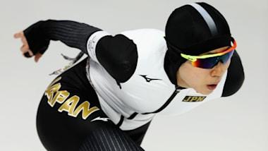 スピードスケートW杯第3戦、高木美帆が女子1500mで優勝…男子1500mでは一戸誠太郎が2位