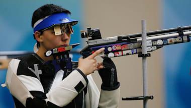ライフル/ピストル W杯北京大会:女子50mライフル3姿勢、日本勢は予選通過ならず