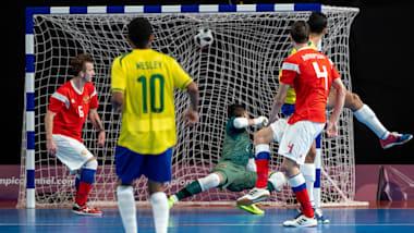 Men's Finals - Futsal | 2018 YOG Highlights