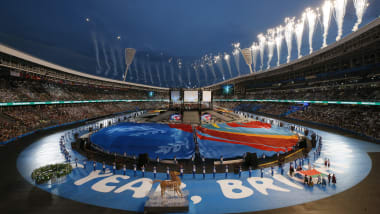 Minsk 2019 European Games Opening Ceremony and 1st day of action: As it happened