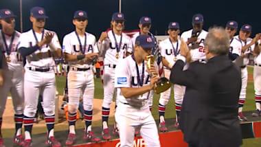 USA crowned U18 baseball world champions