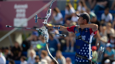 Men's Recurve Finals - Archery |Buenos Aires 2018 YOG
