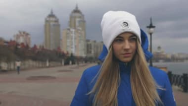 Daria Bilodid tiene en la mira más medallas de oro y su vida tras el judo