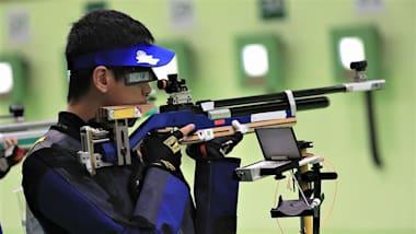 【射撃W杯】男子10Mエアライフル|日本勢は予選敗退。最高順位は遠藤雅也の46位