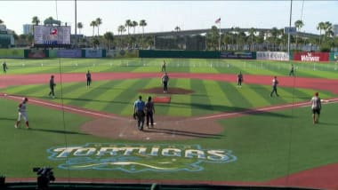 Aussie Peppers vs Beijing Eagles | National Pro Fastpitch - Daytona