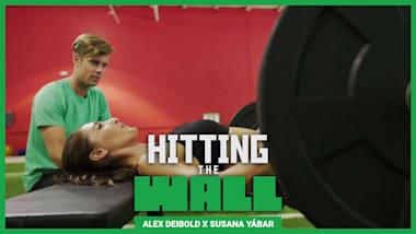 El entrenamiento de Alex Deibold saca lo mejor de @SusanaYabar