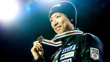渡部暁斗が銅メダル獲得!2大会連続の表彰台 - ノルディックスキー世界選手権