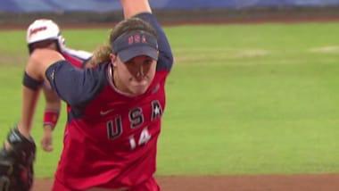 Monica Abbott lidera al equipo americano hacia el oro y a Tokio 2020
