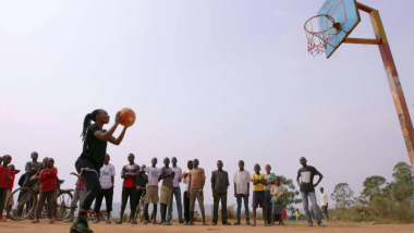 Nakivale: A talented refugee and her dreams to play professional basketball