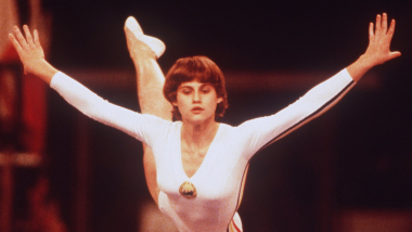 Nadia Comaneci's Perfect Ten in Montreal 1976