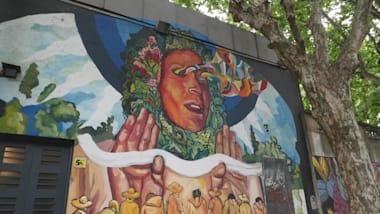 El mejor arte callejero de Buenos Aires