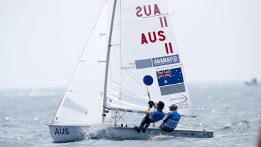 Australian duo looking to turn silver into gold