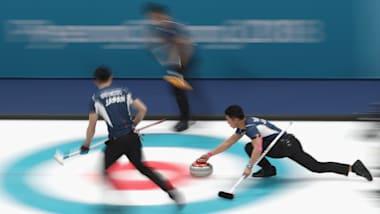 世界男子カーリング選手権4日目、日本は韓国とドイツに勝利...通算6勝1敗で2位タイに