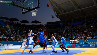 New FIBA 3x3 Women's Series kicks off in China