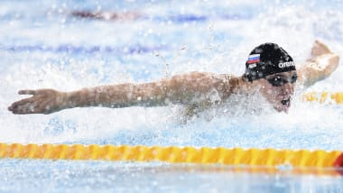 Andrei Minakov - Swimming's new star eating his way to success