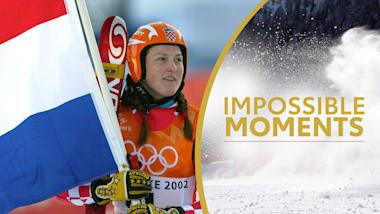 Janica Kostelić, la inesperada estrella del esquí | Impossible Moments