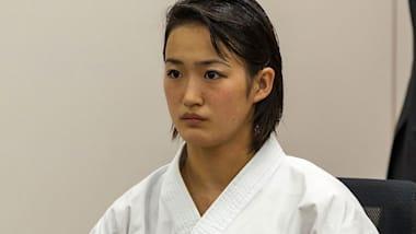 Kiyou Shimizu, reine japonaise du karaté, vise le tout 1er titre olympique