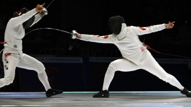 Ind. Women's Epee & Men's Sabre | Asian Championships - Tokyo