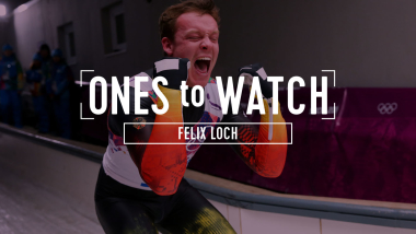 Felix Loch: L'homme le plus rapide sur glace à 150 km/h